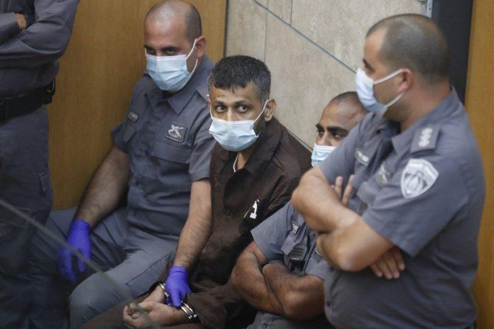 La police israélienne capture deux autres Palestiniens qui se sont évadés de la prison de haute sécurité