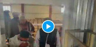 Le chef taliban Anas Haqqani visite la prison de Bagram où il était prisonnier