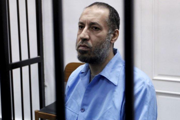 Le fils de l'ex-président libyen Saadi Kadhafi libéré de prison