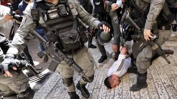 Les familles palestiniennes de prisonniers évadés visées par les Israéliens