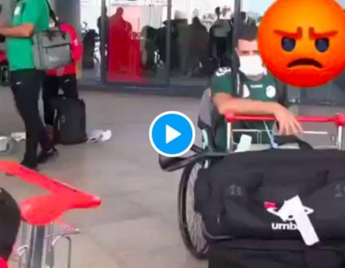 Les internautes scandalisés par l'accueil humiliant des champions paralympiques en Algérie - VIDEO (2) (1)