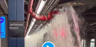 New York le métro inondé un ouragan Ida, 23 morts - VIDEO