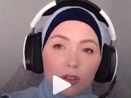 Sara Kadry, championne de gaming en hijab harcelée en ligne par des islamophobes - VIDEO (1)