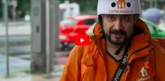 Un ancien ministre afghan devenu livreur de pizza en Allemagne - VIDEO (1)