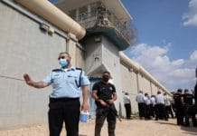 Un garde israélien a dormi pendant l'évasion des prisonniers palestiniens