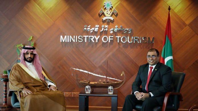 Un responsable saoudien rencontre le ministre des Affaires islamiques des Maldives