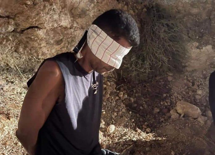 Zakaria Al-Zubaidi torturé par les services israéliens après son évasion spectaculaire de prison