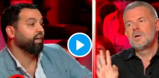 «Islamiste, racaille…» Eric Naulleau perd ses nerfs et menace physiquement Yacine Belattar - VIDEO