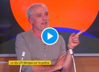 «La police tue» Philippe Poutou dénonce les violences policières, Darmanin dépose plainte