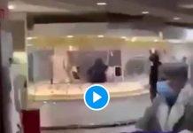« On va tirer ! On va tirer ! » Braquage éclair dans une bijouterie du Leclerc de Rueil-Malmaison - VIDEO
