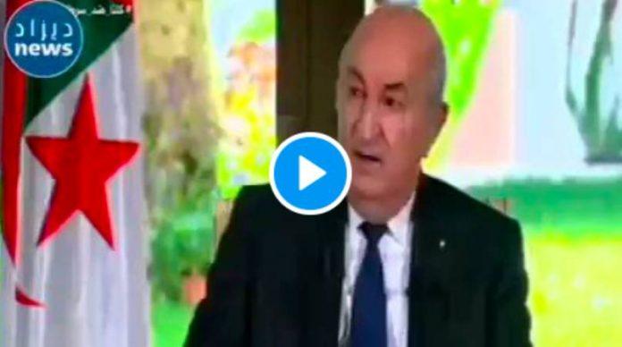 Moussa a bâti un gros mensonge» Abdelmadjid Tebboune humilie Gérald Darmanin - VIDEO
