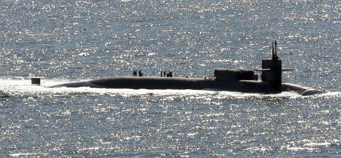 Algérie - un sous-marin israélien espion chassé par la Marine algérienne2