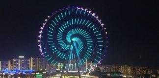 Dubai inaugure la plus haute roue d'observation au monde