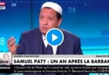 Hassen Chalghoumi Si un musulman prie sur son temps de travail, c'est de la trahison et du volVIDEO (1)