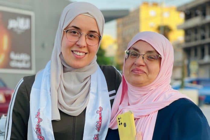 Israël libère une journaliste palestinienne