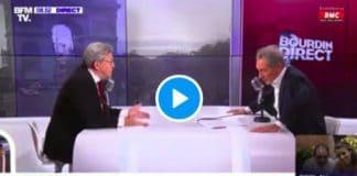 Jean-Luc Mélenchon restaure la mémoire de Zineb Redouane - VIDEO