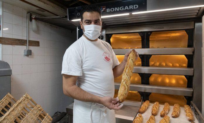 L'Elysée refuse les pains de Makram Akrout pourtant élu meilleur baguette de Paris 2021
