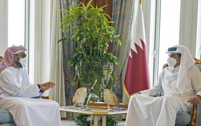 Le ministre des Affaires étrangères du Qatar se rend aux Émirats arabes unis alors que les relations s'améliorent
