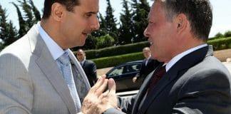 Le roi Abdallah de Jordanie et Bachar al-Assad tiennent leur premier appel téléphonique après une décennie5