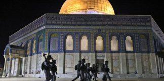 Les Palestiniens rejettent la décision israélienne sur la prière juive à Al-Aqsa