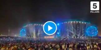 Riyadh Season 2021 concert rap (1)