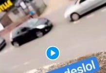 Roubaix un homme boxe une jeune femme en pleine rue - VIDEO (1)