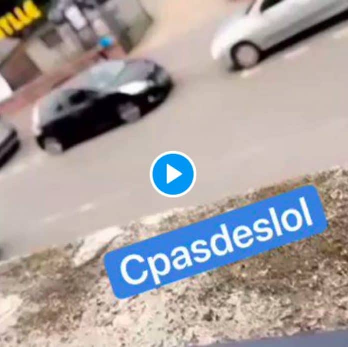 Roubaix: a person hits a younger girl in the midst of the road – VIDEO