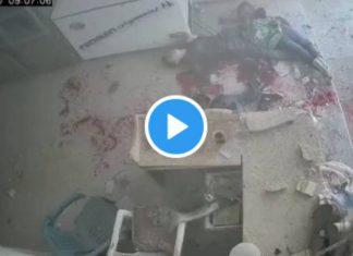 Syrie des enfants en route vers leurs écoles se font massacrer en pleine rue - VIDEO