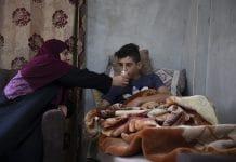 Tareq 15 ans suspendu à un arbre puis torturé par des colons israéliens