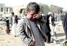 Yémen - plus 10 000 enfants tués ou mutilés pendant la guerre menée par l'Arabie saoudite2