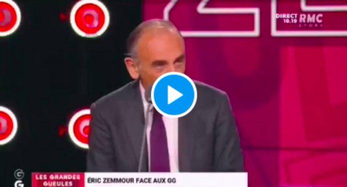 Zemmour « Aujourd'hui, quand on égorge dans la rue, on ne crie pas 'Heil Hitler', on crie 'Allah Akbar' » - VIDEO